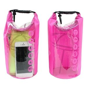 My Tagalongs Pink Accessory Dry Bag